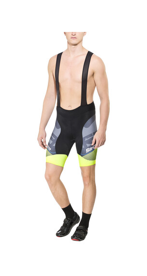 Santini Interactive 3.0 Bib-Shorts Men yellow